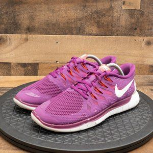 Nike Free 5.0 Womens Athletic Shoes Size 11